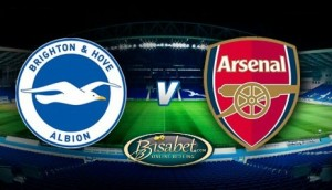 Brighton & hove albion vs arsenal