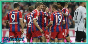 Bayern Munich VS Cologne