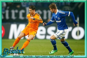 Real Madrid vs Schalke 04